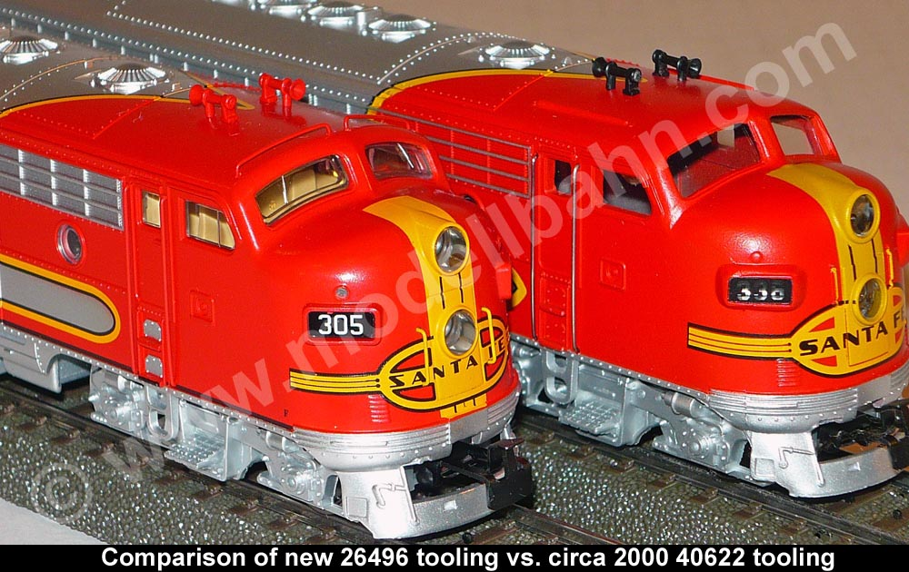 Cars For Under 1000 >> Marklin 26496 Santa Fe Super Chief Passenger Train Set